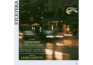 Dorothy Lewis-griffith - A Piano Solo Album - (CD)