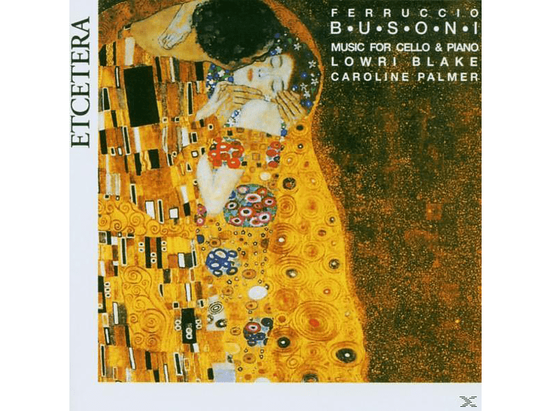 Lowri Blake, Caroline Palmer - Music For Cello And Piano [CD]