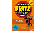 Die grosse Fritz the Cat Box [DVD]