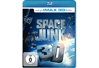 Space Junk - (3D Blu-ray)