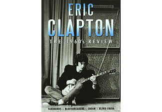 Eric Clapton - The 1960s Review - (DVD)