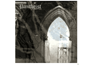 Pantheist - Amartia (Re-Release) - (CD)