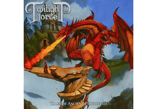 Twilight Force - Tales Of Ancient Prophecies [CD]