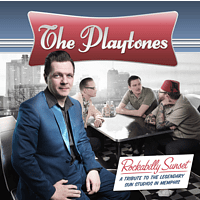The Playtones - Rockabilly Sunset [CD]
