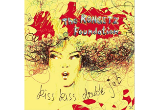 The Rongetz Foundation - Kiss Kiss Double Jab - (CD)