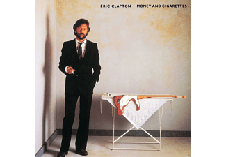 Eric Clapton - Money and Cigarettes LP
