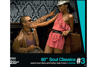 VARIOUS - 80's Soul Classics Vol. 3 [CD]
