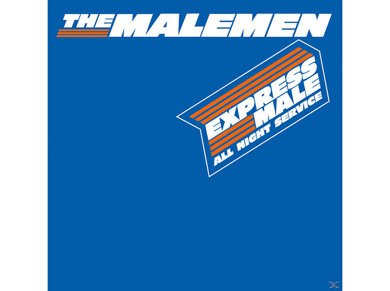 The Malemen - Express Male (All Night Service) [CD]