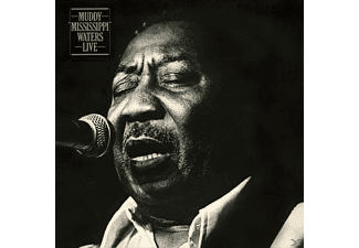 Muddy Waters - Muddy 'mississippi' Live - (Vinyl)