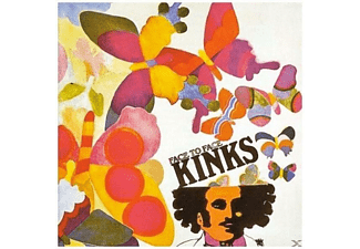 The Kinks - Face To Face - (CD)