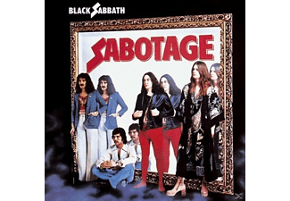 Black Sabbath - Sabotage - (CD)