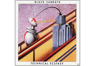 Black Sabbath - Technical Ecstasy [CD]
