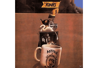 The Kinks - Arthur - (CD)