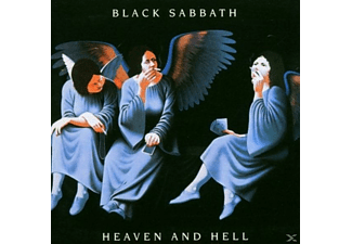 Black Sabbath - Heaven & Hell (Jewel Case CD) - (CD)