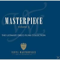 VARIOUS - Masterpiece Vol.3 [CD]