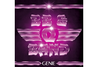B.B., B.B. & Q. Band - Genie - (CD)