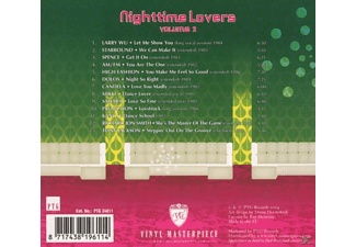 VARIOUS - Nighttime Lovers Vol.2 - (CD)