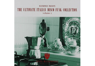 VARIOUS - The Ultimate Italian Disco Funk Collection Vol.2 - (CD)