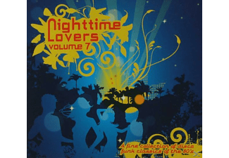VARIOUS - Nighttime Lovers Vol.7 - (CD)