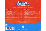 VARIOUS - Disco Giants Vol.2 [CD]