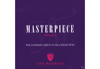 VARIOUS - Masterpiece Vol.6 - (CD)