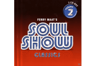 VARIOUS - Ferry Maat's Soul Show Classics Volume 2 - (CD)