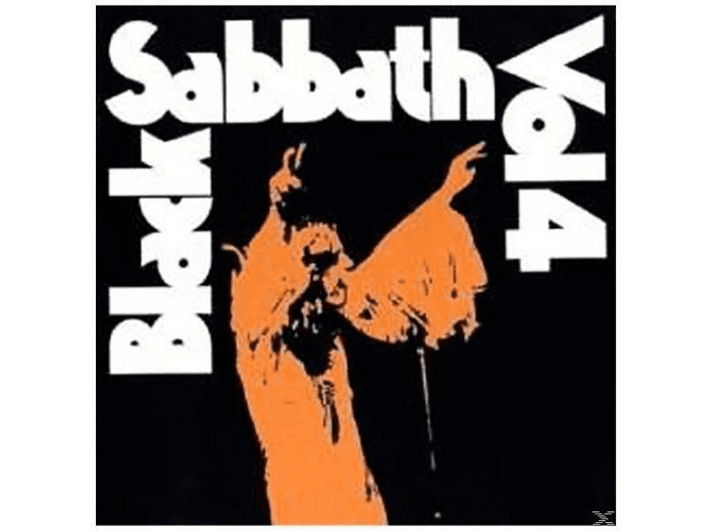 Black Sabbath - BLACK SABBATH 4 (REMASTERED) [CD]