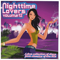VARIOUS - Nighttime Lovers Vol.12 [CD]