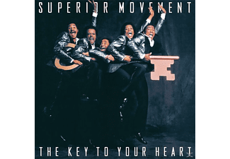 Superior Movement - The Key To Your Heart - (CD)