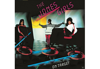 Jones Girls - On Target - (CD)