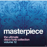 VARIOUS - Masterpiece The Ultimate Disco Collection Vol.12 [CD]