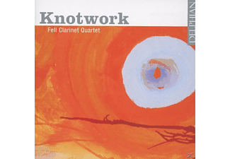 Fell Clarinet Quintet - Knotwork - (CD)