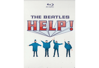 John Lennon, George Harrison, Paul McCartney - Help! - (Blu-ray)