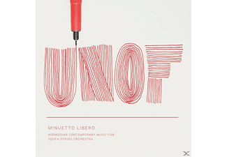 Unof - Minuetto Libero - (CD)