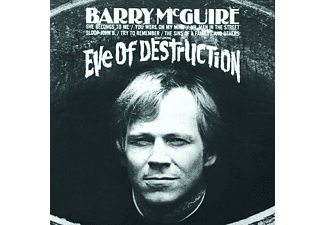 Barry Mcguire - Eve Of Destruction - (CD)