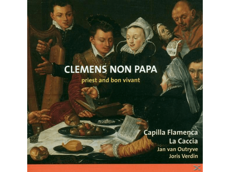 La Caccia - Priest And Bon Vivant [CD]