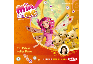 Mia and me 12: Ein Palast voller Pane - 1 CD - Kinder/Jugend
