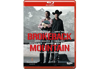 Teatro Real Choir & Orchestra - Brokeback Mountain - (Blu-ray)