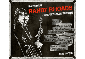 Immortal Randy Rhoads - Immortal Randy Rhoads-Ultimate - (Vinyl)