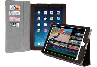 SBS MOBILE Ipad Air Book Case with stand - Moka