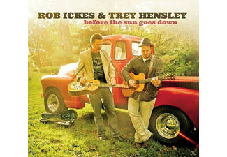 Rob Ickes, Trey Hensley - Before The Sun Goes Down - (CD)