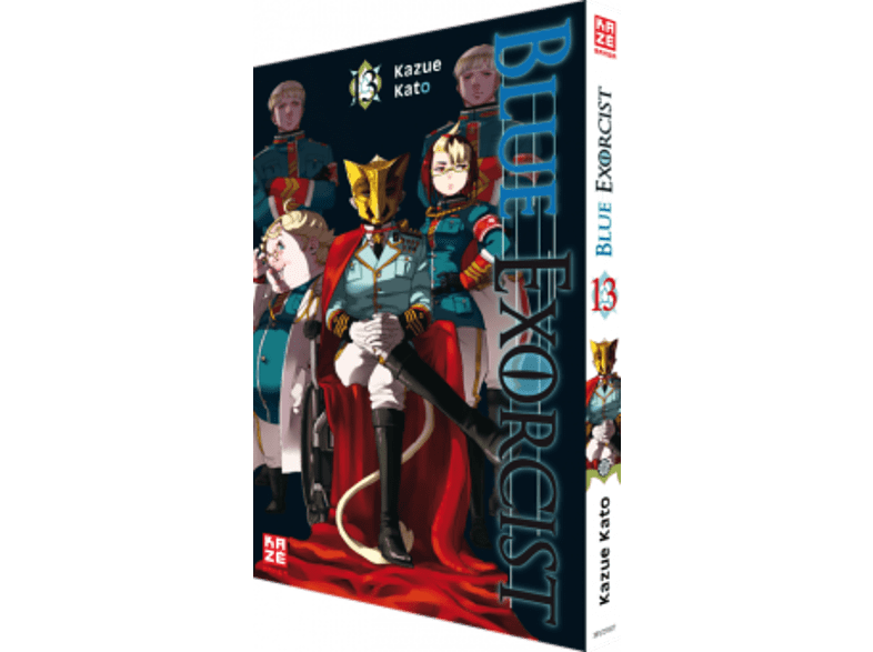 Blue Exorcist – Band 13