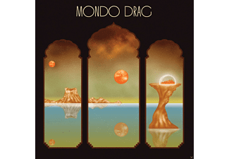 Mondo Drag - Mondo Drag (Ltd.Black Colored) - (Vinyl)