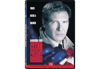 S.E.CLEAR AND PRESENT DANGER DVD