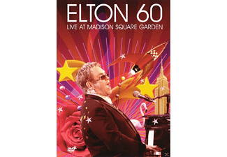 Elton John - Elton 60 - Live At Madison Square Garden - (DVD)