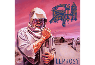 Death - Leprosy - (CD)