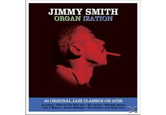 Jimmy Smith - Organ-Ization - (CD)