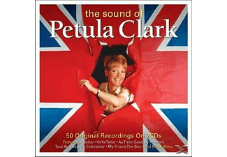 Petula Clark - The Sound Of - (CD)
