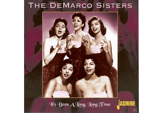 The Demarco Sisters - It's Been A Long Long Time - (CD)