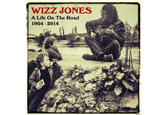 Wizz Jones - A Life On The Road 1965-2014 [CD]